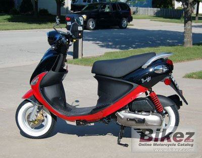 2008 Genuine Scooter Buddy 50 photo