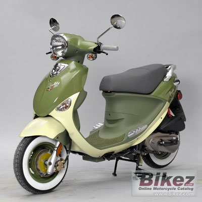 2008 Genuine Scooter Italy 150 photo