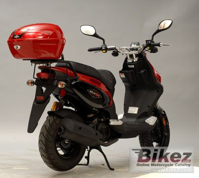 2008 Genuine Scooter Rattler 110 photo