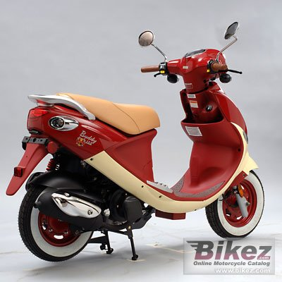 2008 Genuine Scooter Pamplona 150