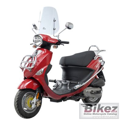 2009 Genuine Scooter Buddy 50 photo