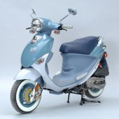2009 Genuine Scooter St. Tropez 150