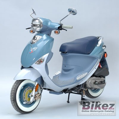 2009 Genuine Scooter St. Tropez 150 photo