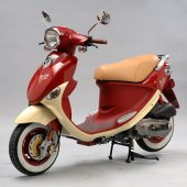 2009 Genuine Scooter Pamplona 150