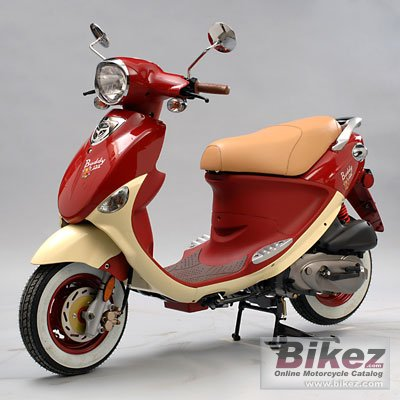 2009 Genuine Scooter Pamplona 150 photo
