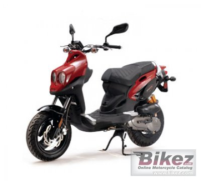2009 Genuine Scooter Rattler 110 photo