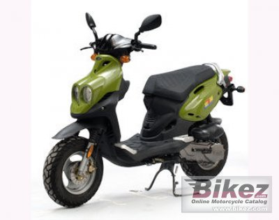 2010 Genuine Scooter Roughhouse R50 photo
