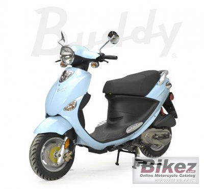 2011 Genuine Scooter Buddy 125