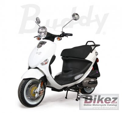 2011 Genuine Scooter Buddy 50