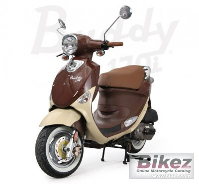 2012 Genuine Scooter Buddy 170i