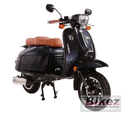 2020 Genuine Scooter Gran Tourer 150