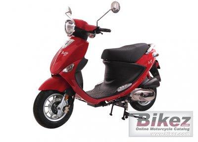 2021 Genuine Scooter Buddy 125
