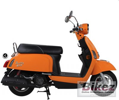 2021 Genuine Scooter Buddy Kick