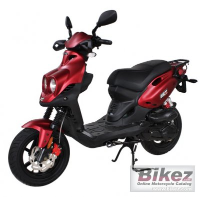 2021 Genuine Scooter Roughhouse Sport