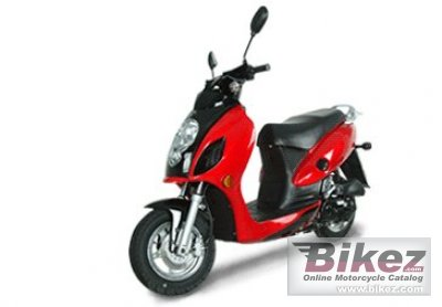 2009 Giantco Dolphin Twin 125 photo