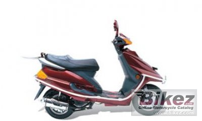 2009 Giantco Eagle 125