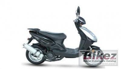 2009 Giantco Filly 125