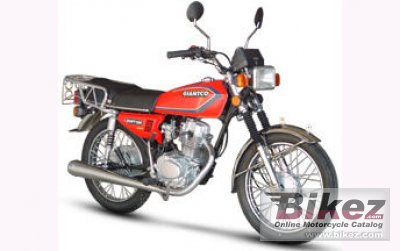 2010 Giantco Swift 125 photo