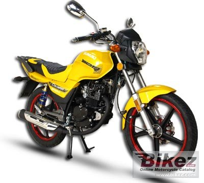 2012 Giantco HY125-3C