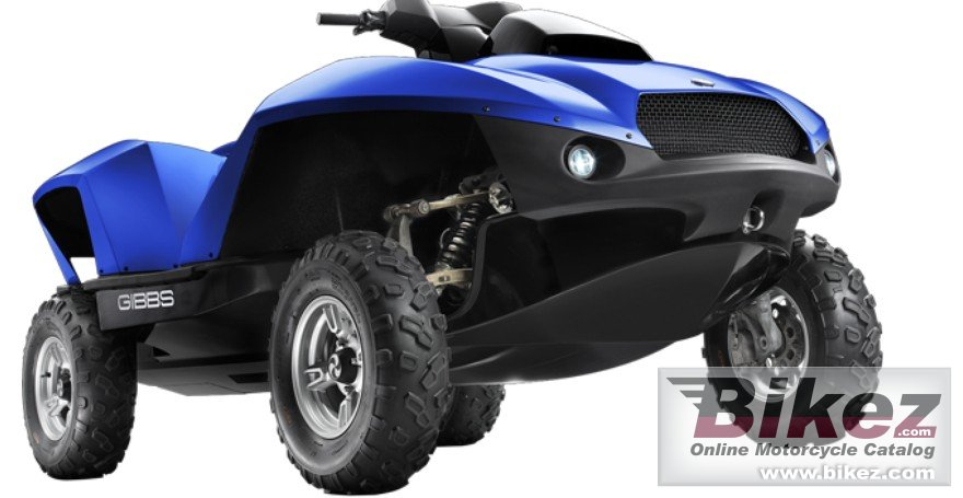 Big Gibbs quadski picture and wallpaper from Bikez.com