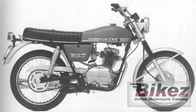 1972 Gilera 150 Strada