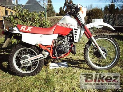 1985 Gilera RX 125 Arizona photo