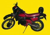 1986 Gilera RX 200 Enduro photo