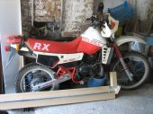 1986 Gilera RX 200 Arizona photo