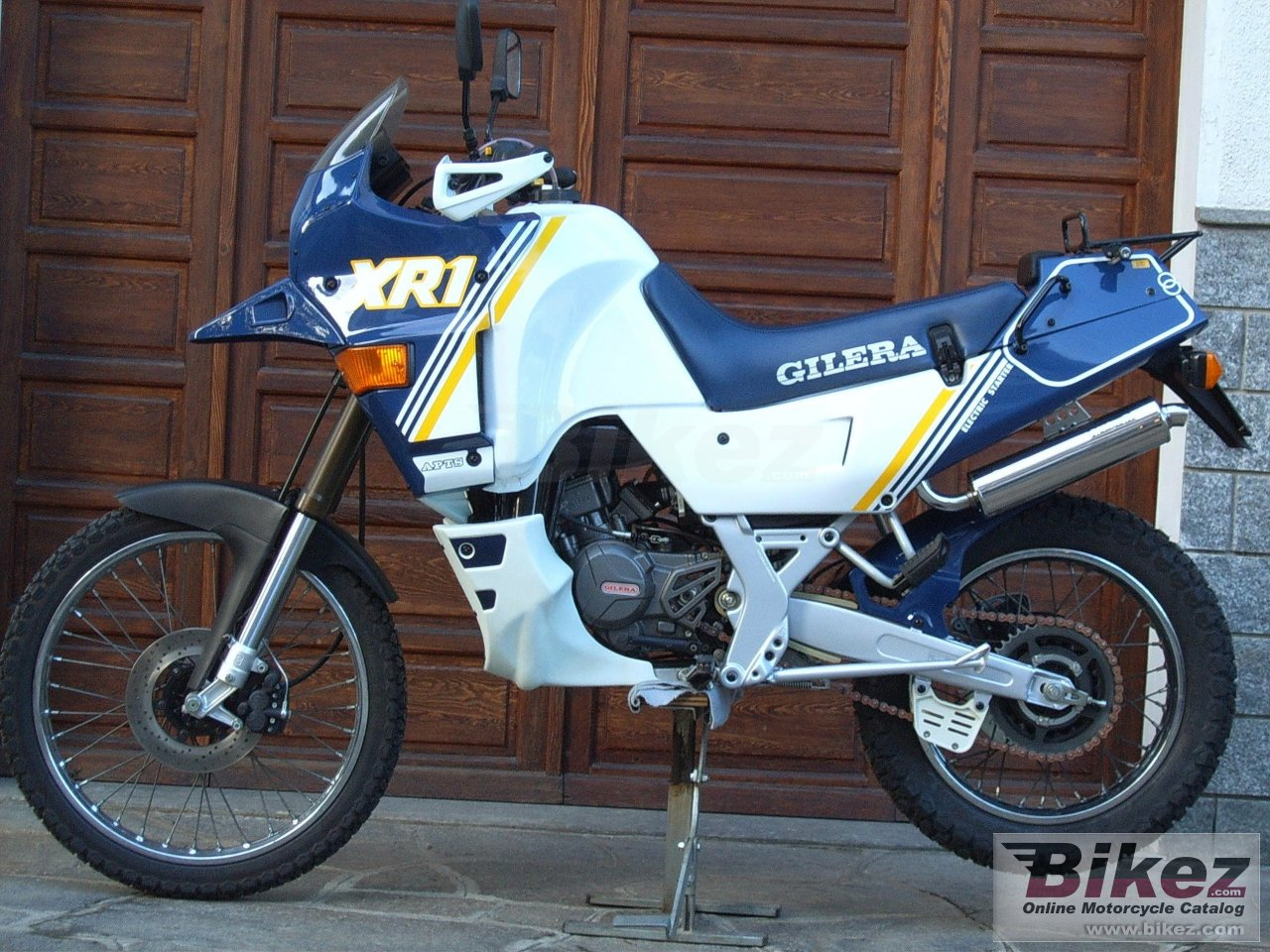 Big - Arona (NO) - Italia xr1-125 picture and wallpaper from Bikez.com