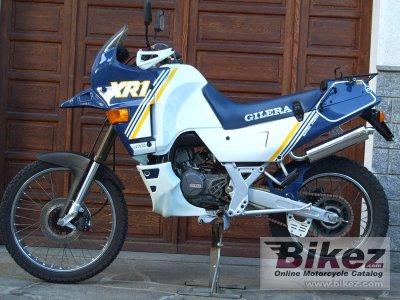 1988 Gilera XR1-125