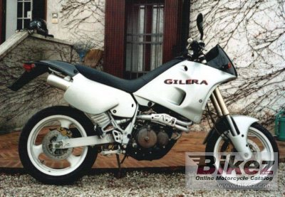 1992 Gilera 600 Nordwest