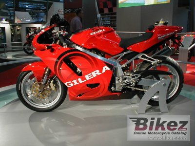 2002 Gilera SuperSport 600 photo