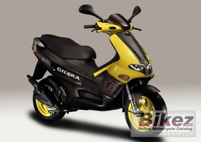 2005 Gilera Runner Pure Jet 50 photo