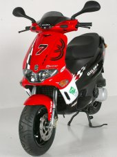 2005 Gilera 50 Runner Racing Replica photo
