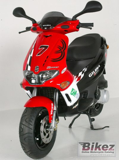 2005 gilera 50 runner racing replica specifications and. Black Bedroom Furniture Sets. Home Design Ideas