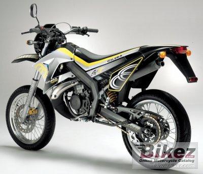 2005 Gilera 50 SMT