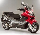 2006 Gilera Nexus 500 photo