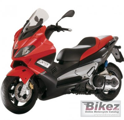 2007 Gilera Nexus 500 photo