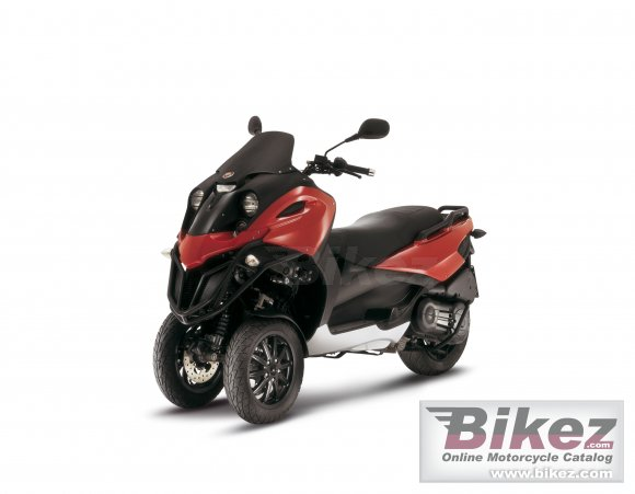 2007 Gilera Fuoco 500ie photo