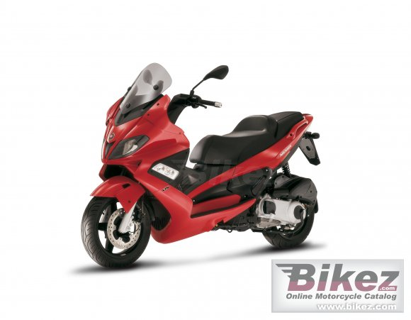 2007 Gilera Nexus 125 photo