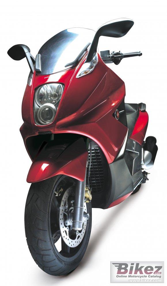 2007 Gilera GP 800