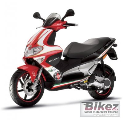 2007 gilera runner sc 125 specifications and pictures. Black Bedroom Furniture Sets. Home Design Ideas