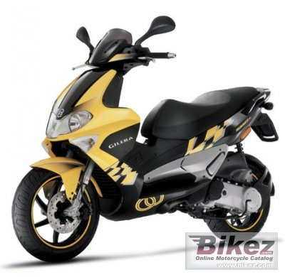 2007 Gilera Runner SP 50 specifications and pictures