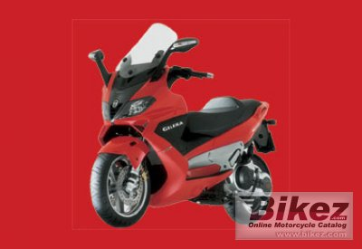 2008 Gilera Nexus 500 photo