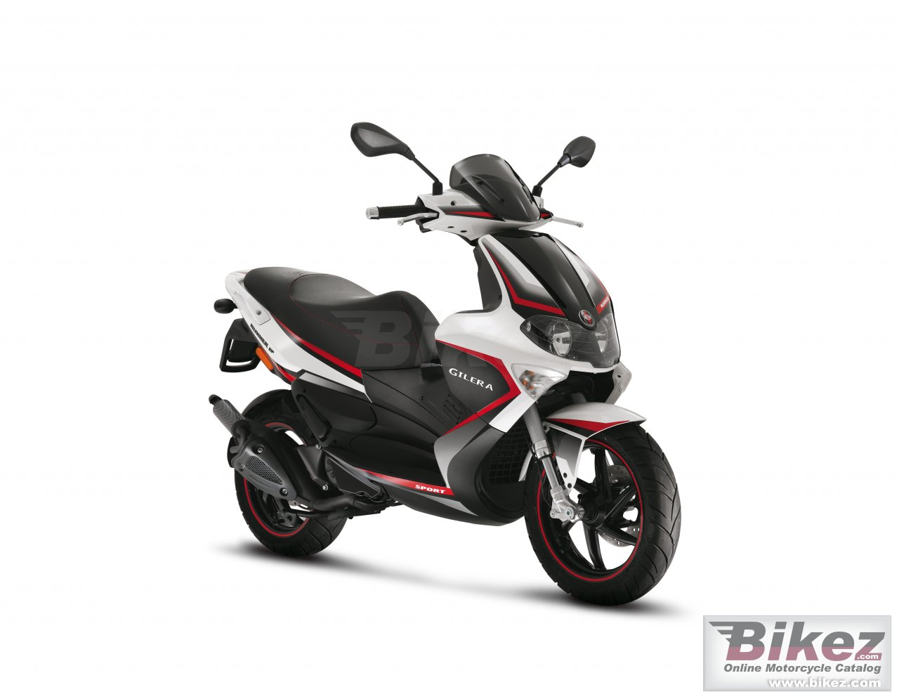 Big Gilera runner sp 50 picture and wallpaper from Bikez.com