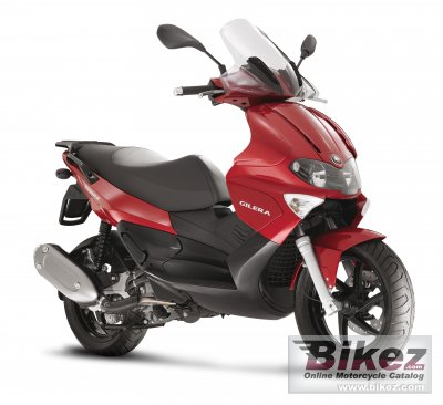 2008 Gilera Runner ST 125 photo