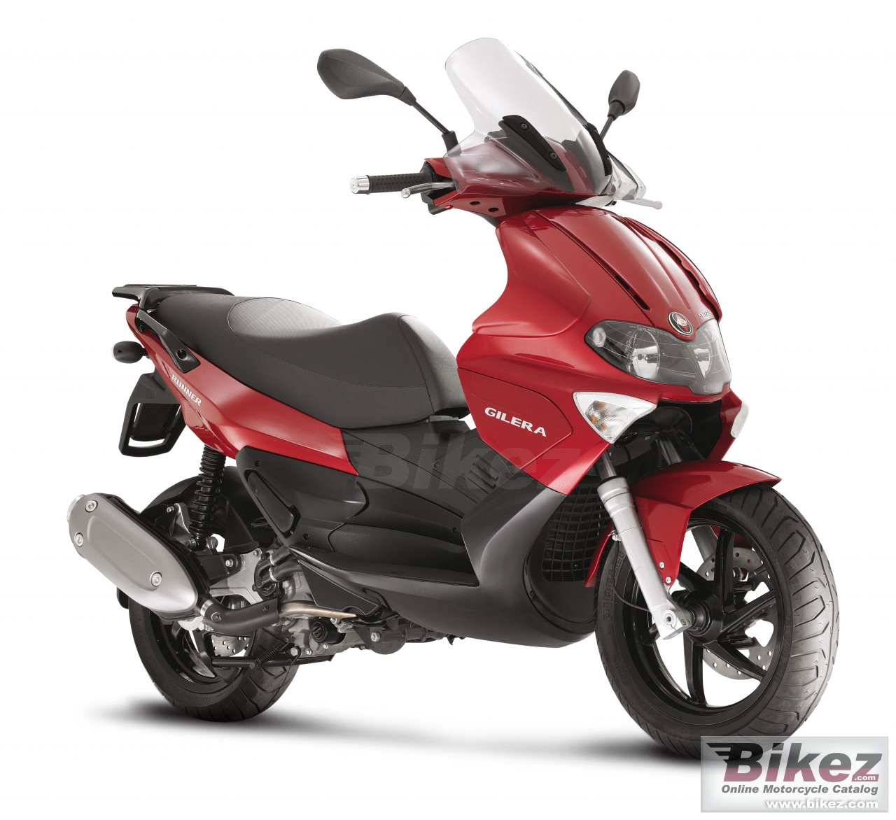 Big Gilera runner st 125 picture and wallpaper from Bikez.com