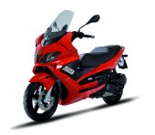 2009 Gilera Nexus 125 photo
