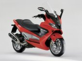 2009 Gilera Nexus 500 photo