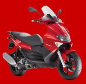 2009 Gilera Runner ST 125 photo